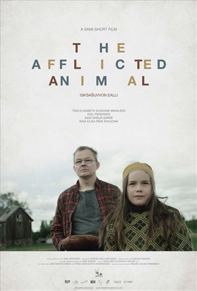 The Afflicted Animal Poster