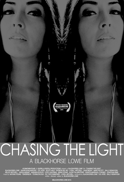 Chasing the Light Poster