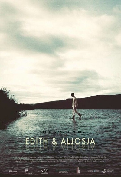 Edith and Aljosja Poster