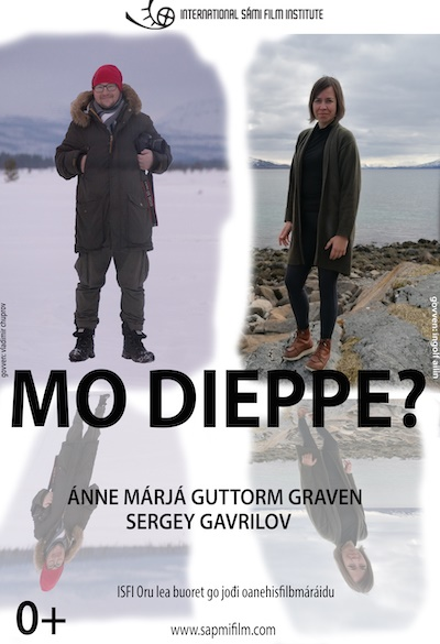 Mo dieppe? Poster