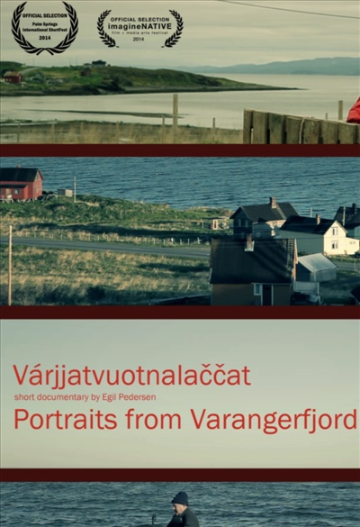 Portraits from Varangerfjord Poster